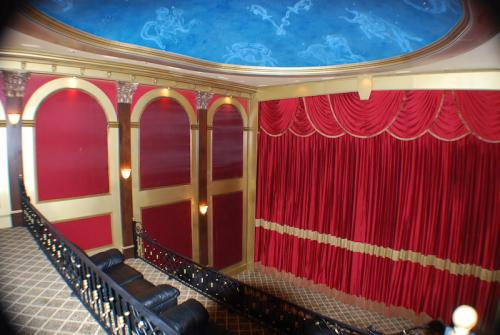 Residential Theater Project